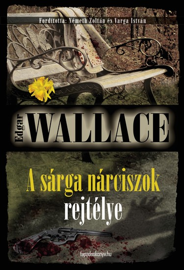 A sárga nárciszok rejtélye - cover