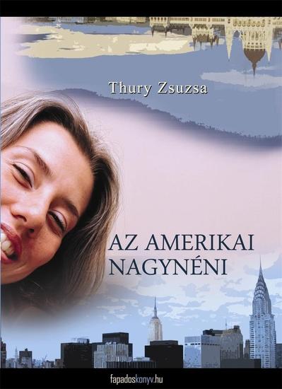 Az amerikai nagynéni - cover
