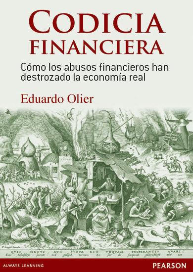 Codicia financiera - cover
