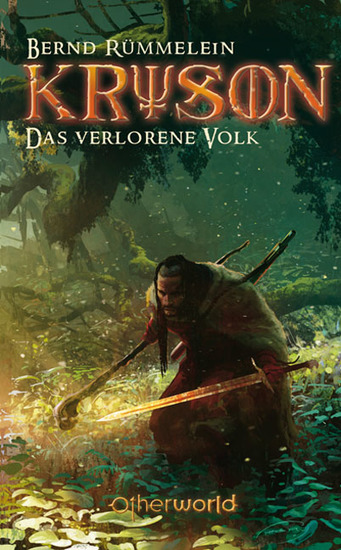 Kryson 4 - Das verlorene Volk - cover