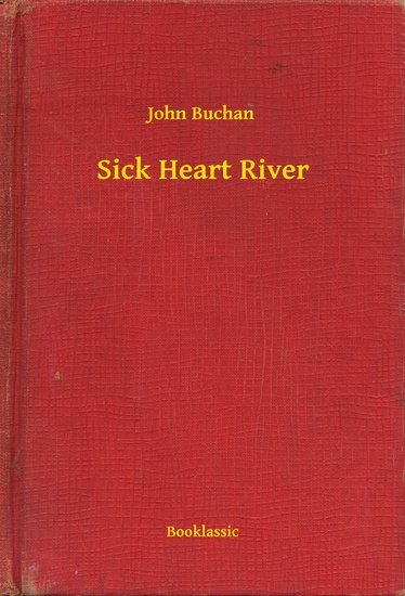 Sick Heart River - cover