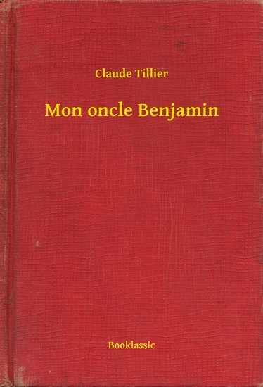 Mon oncle Benjamin - cover