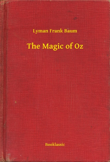 The Magic of Oz - cover