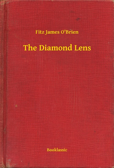 The Diamond Lens - cover