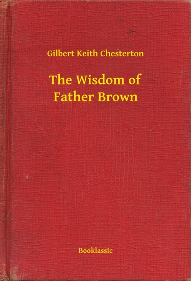 The Wisdom of Father Brown - cover