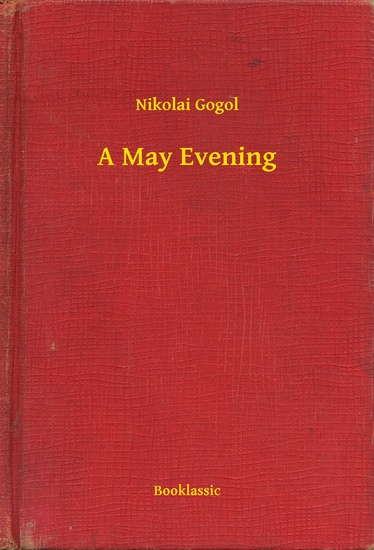 A May Evening - cover