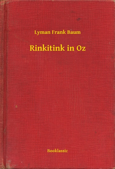 Rinkitink in Oz - cover