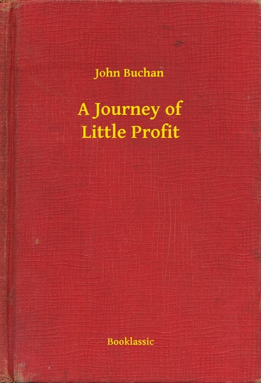 A Journey of Little Profit - cover