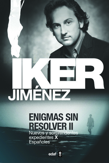 Enigmas sin resolver - Vol II - cover