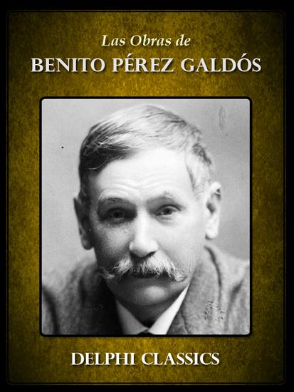 Obras Completas de Benito Pérez Galdós - cover