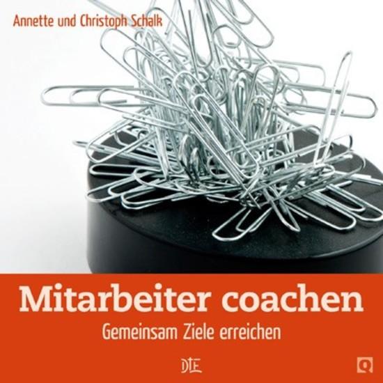Mitarbeiter coachen - Gemeinsam Ziele erreichen - cover