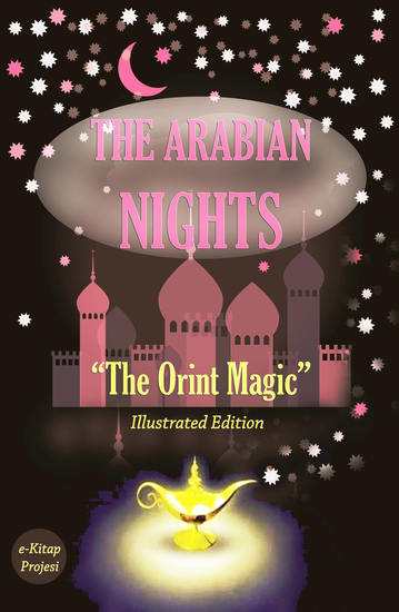 "The Arabian Nights - ""The Orient Magic"" - cover"