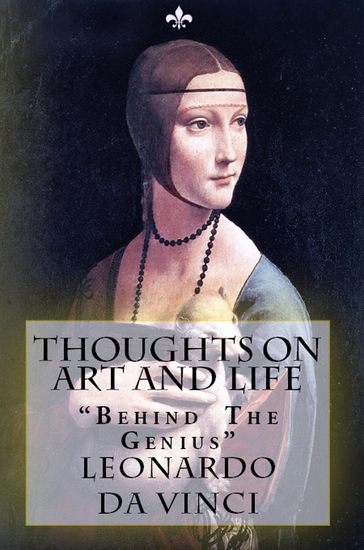 """Thoughts on Art and Life - """"Behind the Genius"""" - cover"""