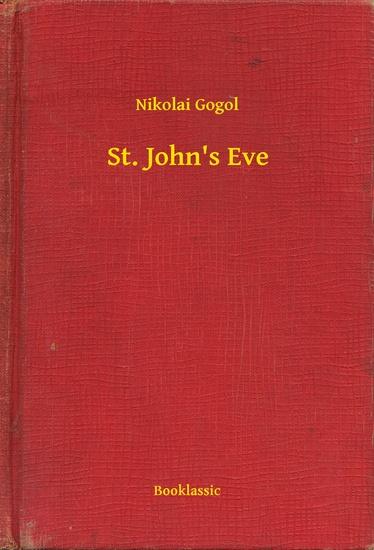 St John's Eve - cover