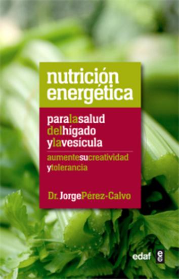 Nutrición energética para la salud del hígado - cover