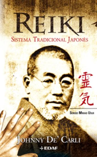 Reiki Sistema Tradicional Japonés - cover