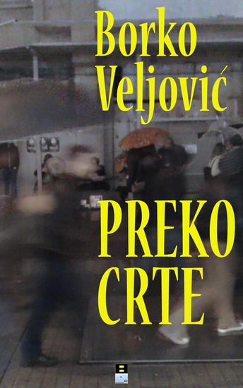 Preko crte - cover