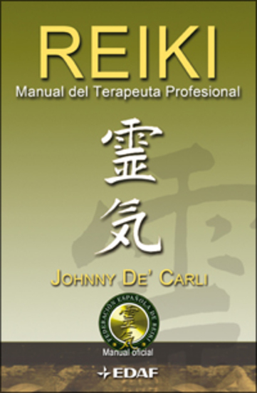 Reiki: Manual del terapeuta profesional - cover