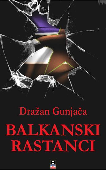 Balkanski rastanci - cover