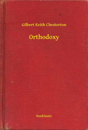 Orthodoxy - cover