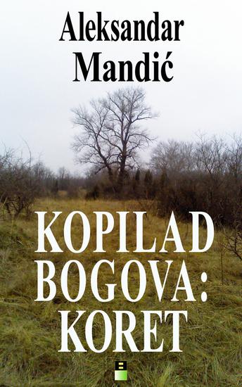 Kopilad bogova: koret - cover