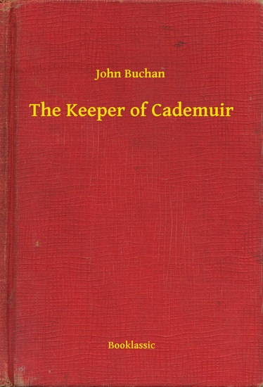 The Keeper of Cademuir - cover