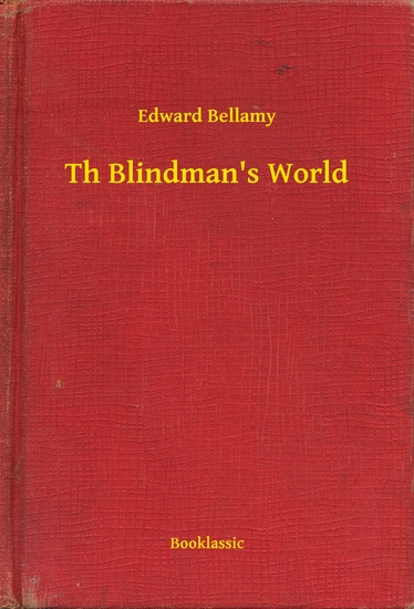 Th Blindman's World - cover