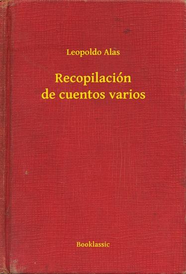 Recopilación de cuentos varios - cover