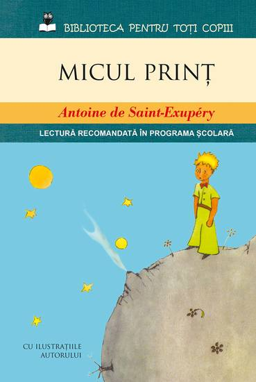 Micul print - cover