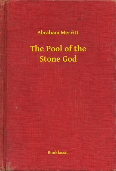 The Pool of the Stone God - cover