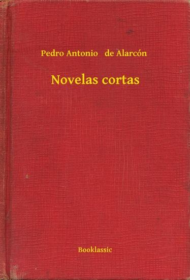 Novelas cortas - cover