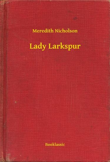 Lady Larkspur - cover