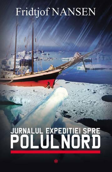 Jurnalul expediției spre Polul Nord Vol 1 - cover
