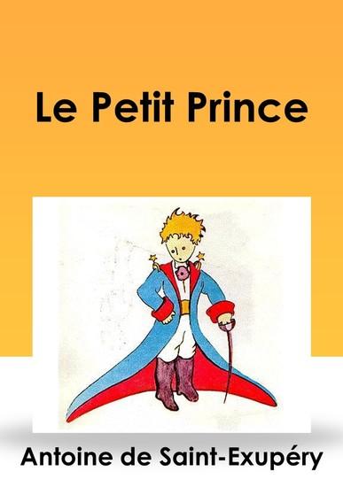 Le Petit Prince - cover