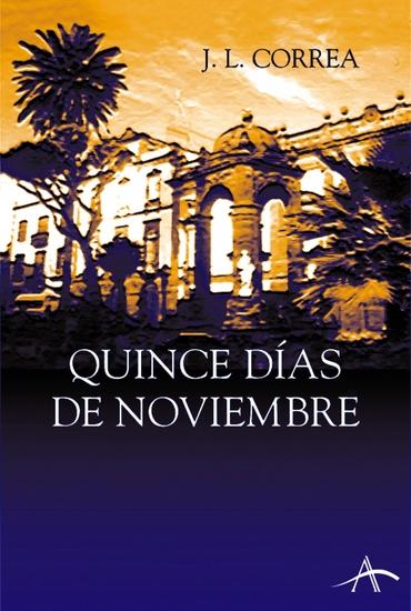 Quince días de noviembre - cover