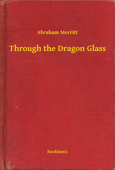 Through the Dragon Glass - cover