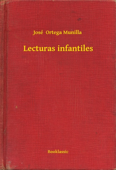 Lecturas infantiles - cover