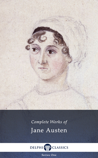Delphi Complete Works of Jane Austen (Illustrated) - cover