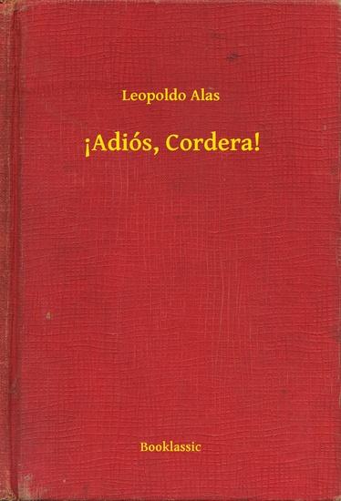 !Adiós Cordera! - cover
