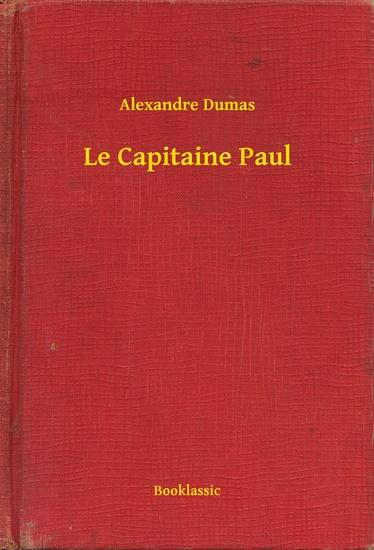 Le Capitaine Paul - cover