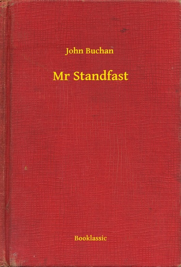 Mr Standfast - cover