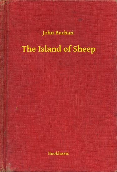 The Island of Sheep - cover