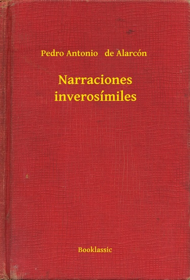 Narraciones inverosímiles - cover