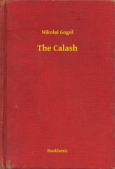 The Calash - cover