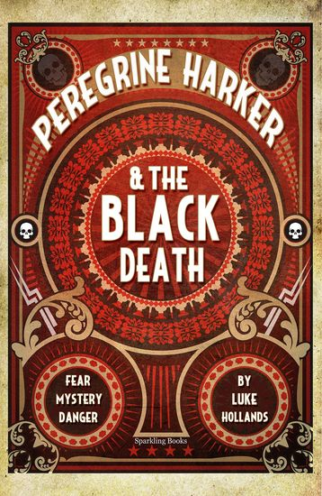 Peregrine Harker & The Black Death - cover