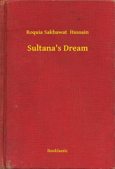 Sultana's Dream - cover