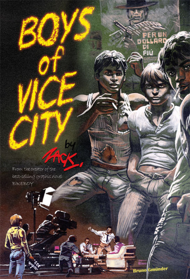 Boys of Vice City - cover