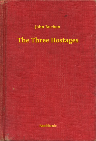 The Three Hostages - cover