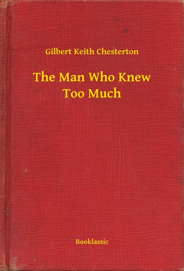 The Man Who Knew Too Much - cover