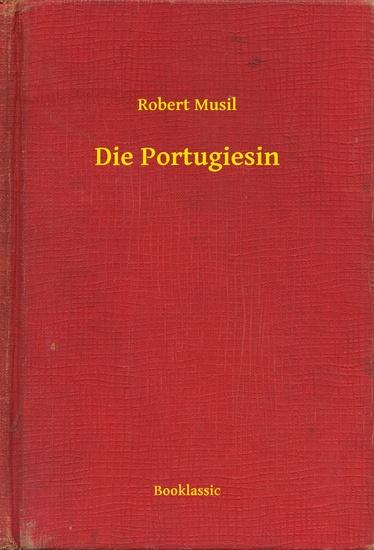 Die Portugiesin - cover